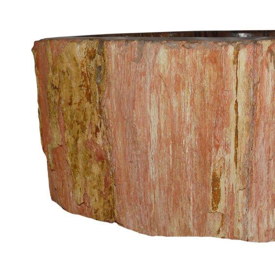 Lave-mains bois fossilisé 1020PWO-BW-03S