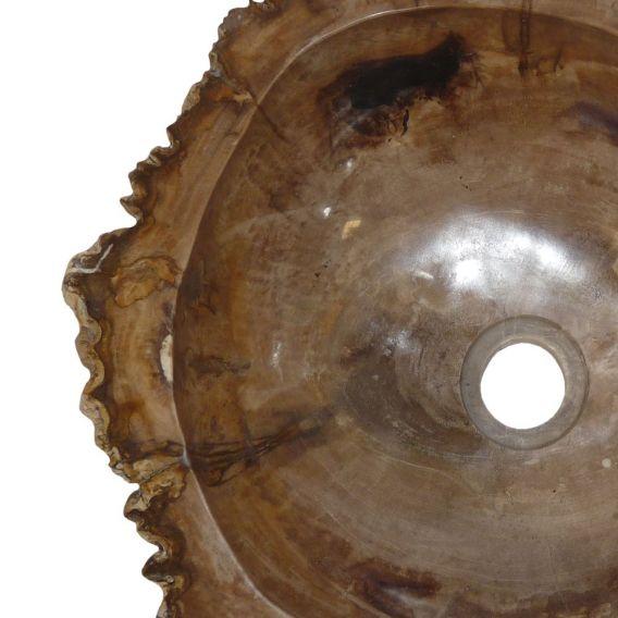 Lave-mains bois brut 1020 PWOBR-02S