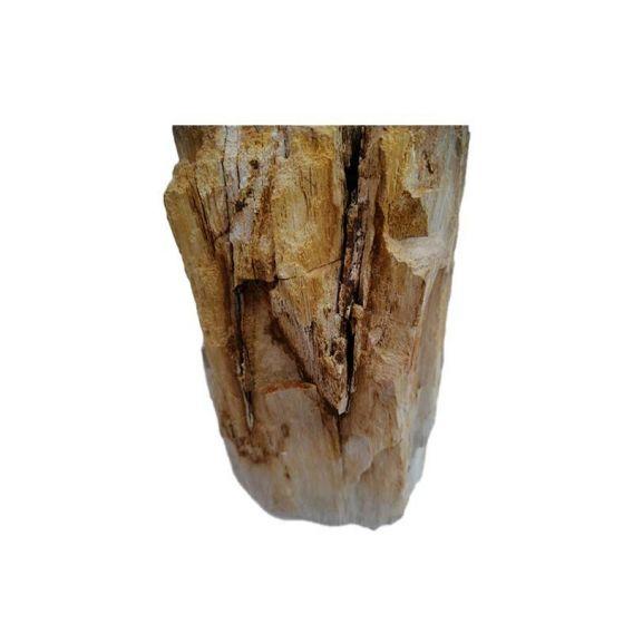 Distributeur de savon en bois
