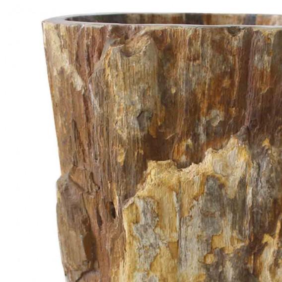 Grande Vasque originale bois fossilisé PPW-B
