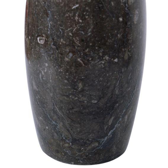 Distributeur de savon en marbre modèle D noir