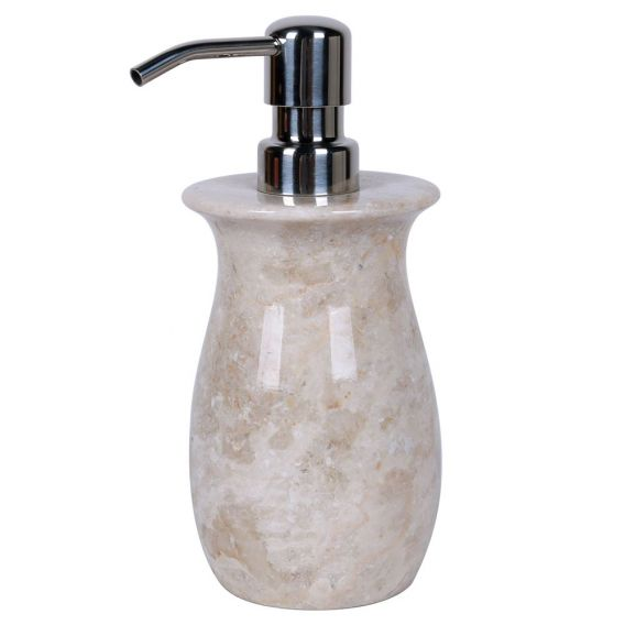 Distributeur de savon en marbre modèle B